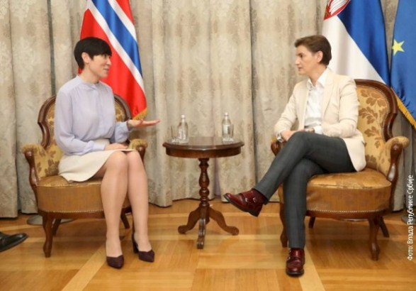 Bilateralni odnosi sa Norveškom dobri i stabilni