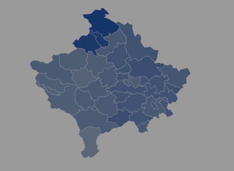 U opštinama na severu Kosova i Metohije izlaznost preko 80 odsto