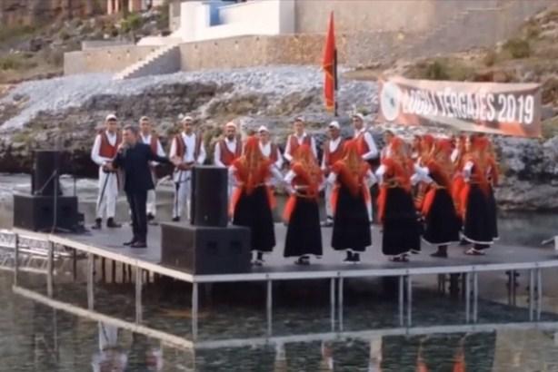 Ministarstvo kulture Crne Gore podnosi prijavu zbog isticanja albanske zastave