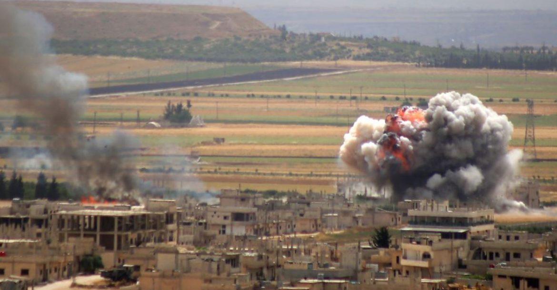 Sirija: Borba za grad Sarakib u Idlibu