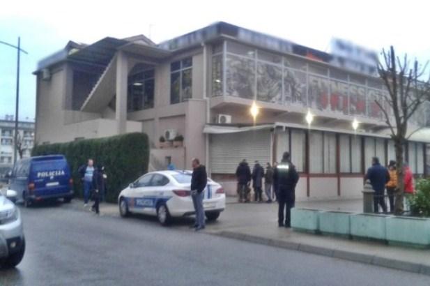 Eksplozija u Podgorici, nema povređenih