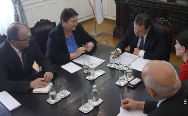 Dačić i Mas o aktuelnoj situaciji u regionu