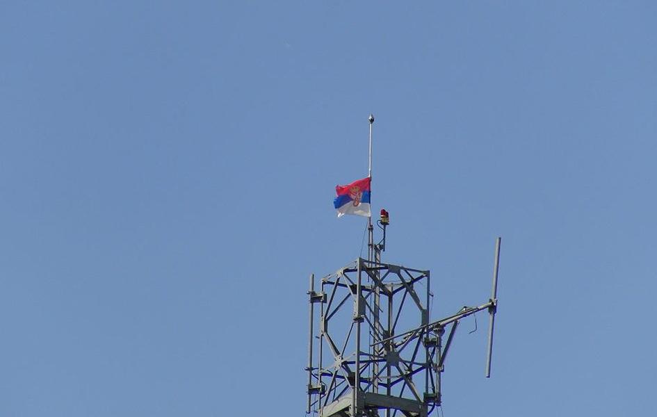 Goraždevac: Kosovska policija namerava da ukloni srpske zastave