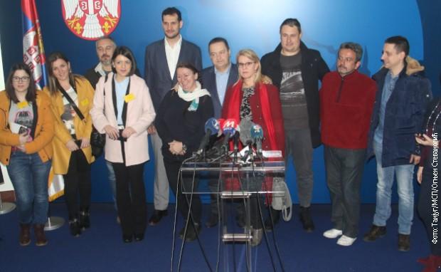 Dačić: Dvoje Srba sa kruzera moći će da bude evakuisano