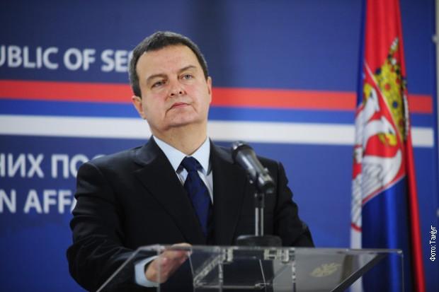 Dačić: Poseta Medvedeva nastavak strateškog partnertsva
