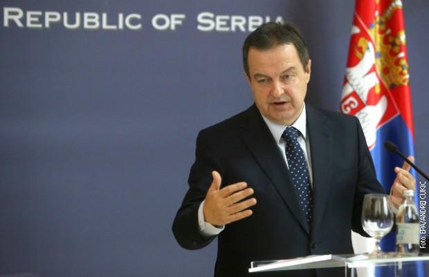 Dačić: Naša platforma je da KiM ima autonomiju u okviru Srbije