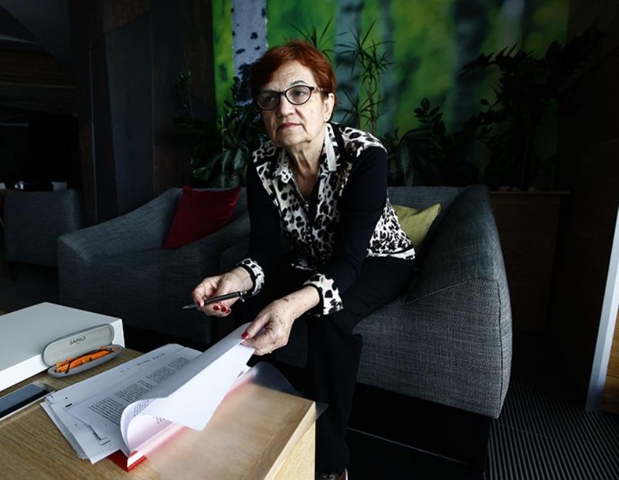 Danica Marinković: U Račku se nije dogodio genocid ni masakr