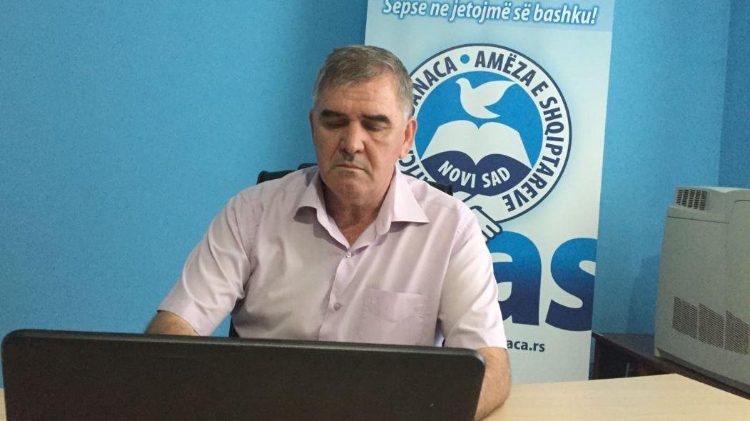Demo Beriša: O Vladi Kosova presudiće Kosnet
