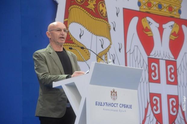 Dimčevski: Srbiji je potreban mir i jednistvo