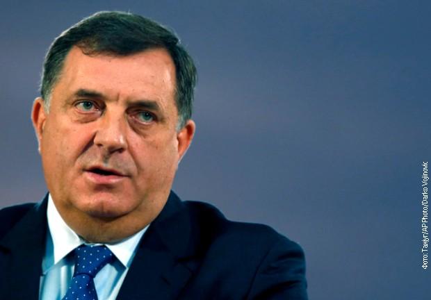 Dodik: Ne može se