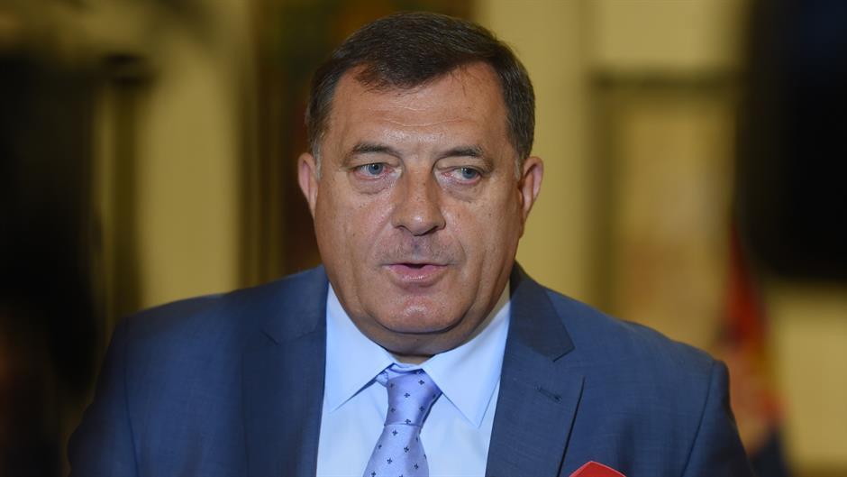 Dodik:Uslovljavanja formiranja Saveta ministara neprihvatljiva
