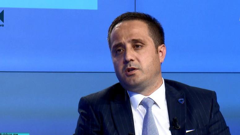 Seljmanaj: Jedini autoritet u dijalogu sa Srbijom je Hoti