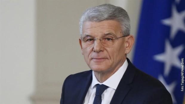 Džaferović: Granice s Hrvatskom i Srbijom poznate i neće se menjati