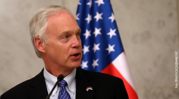 Senator Džonson: Beograd i Priština da se vrate dijalogu