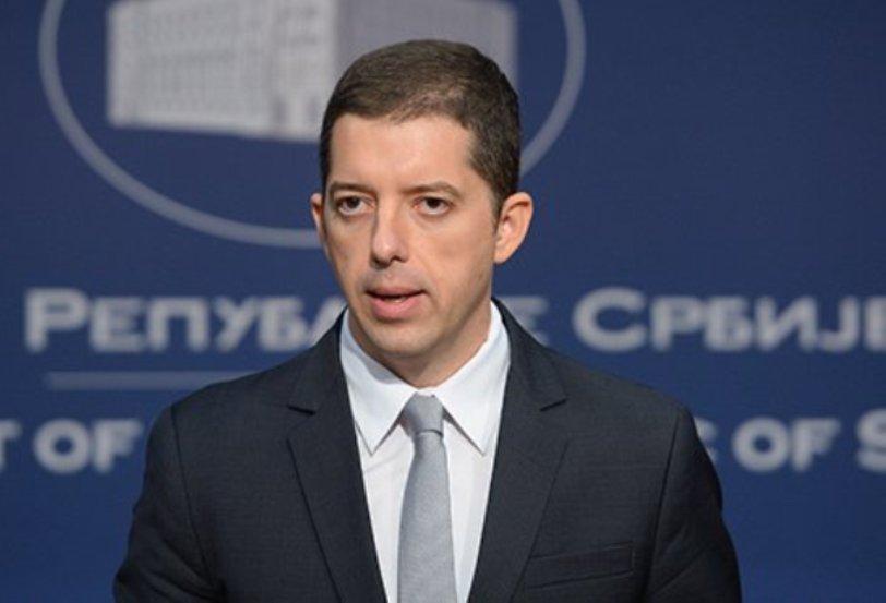 Đurić: U danu kada Srbi upućuju poruku mira, vraćeno im je porukama mržnje