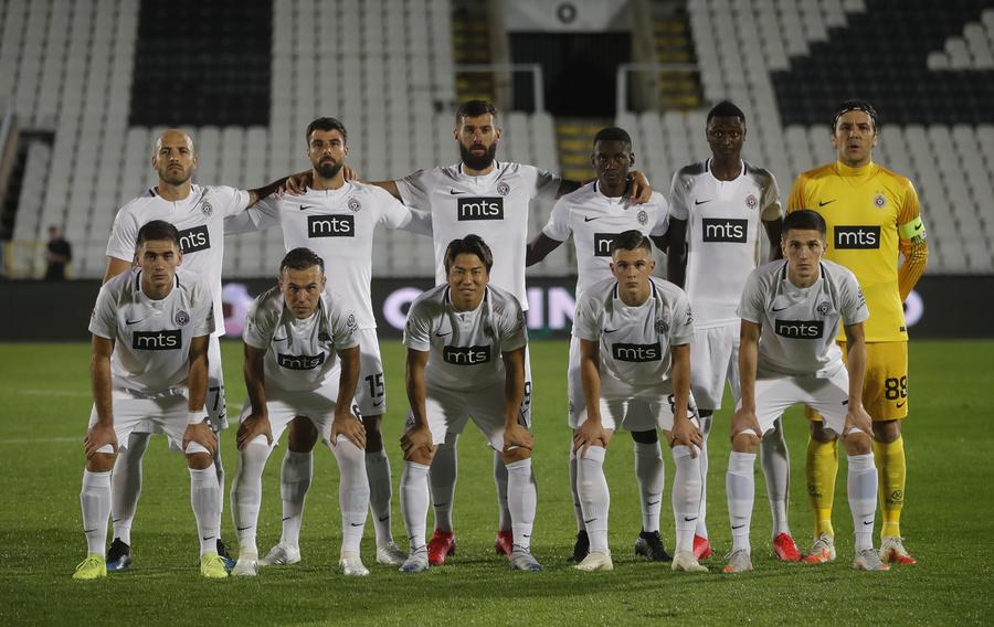Partizan u drugom kolu kvalifikacija za Ligu Evrope!