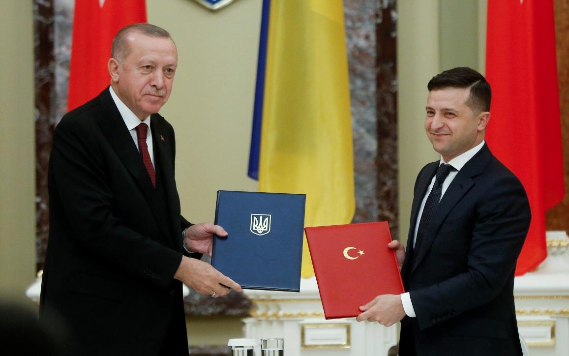 Erdogan osudio rusku