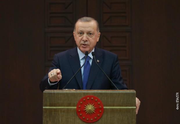 Erdogan: Kritike zbog Aja Sofije napad na suverenitet Turske