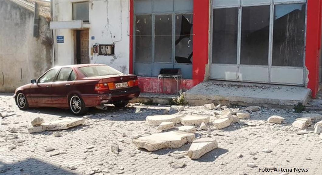 Serija zemljotresa pogodila Krit – ruševine na ulicama, za sada bez izveštaja o žrtvama