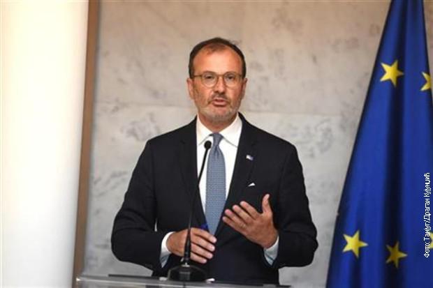 Fabrici: Želim da vas ubedim da Srbija ima perspektivu u EU