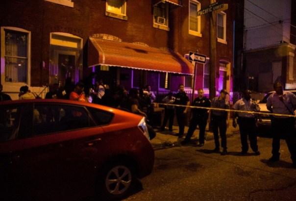 Pucnjava u Filadelfiji, ranjeni policajci