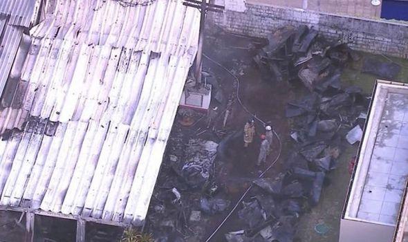 Požar u trening centru fudbalskog kluba Flamengo,10 mrtvih