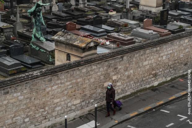 Broj mrtvih u Francuskoj dramatično raste