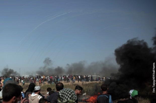 Eksplozija u Gizi, dvoje poginulih