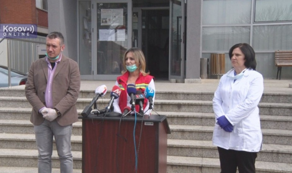 Gračanica: Puštena u rad privremena kovid-19 bolnica