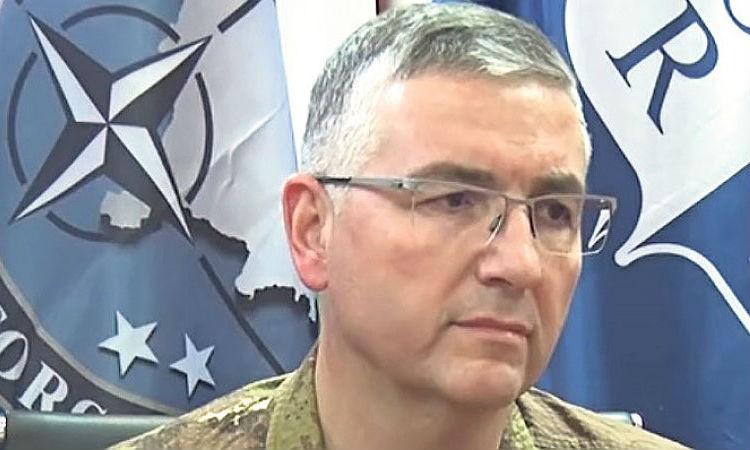 Graso: Kfor nema informacije o tome da Priština sprema nove akcije
