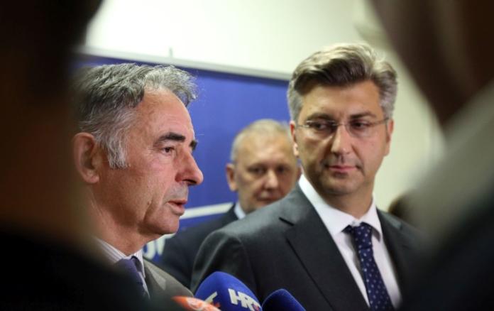 Plenković: Nisam se čuo s Pupovcem, ako treba razgovaraćemo