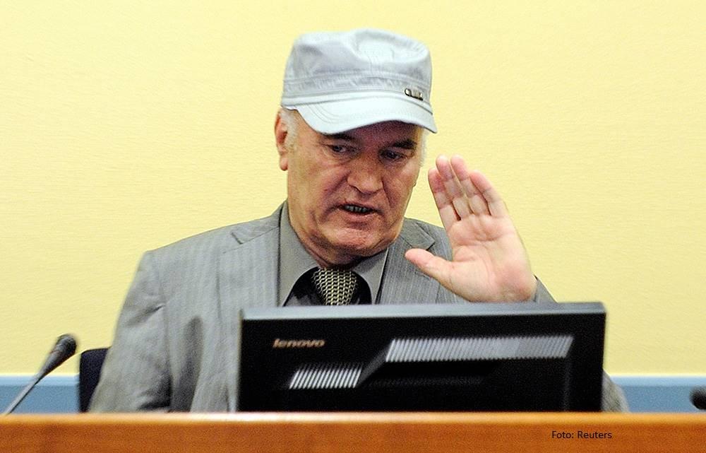 Suđenje Mladiću, odložena statusna konferencija planirana za 29. maj