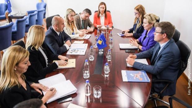 Haradinaj posle izveštaja EK: Takse ostaju do priznanja