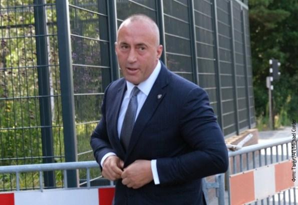 Haradinaj saslušan u Specijalnom sudu u Hagu, rečeno mu da ne iznosi detalje u javnost