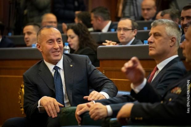 Haradinaj Tačiju: Nećeš nas obmanuti lakom korekcijom granica