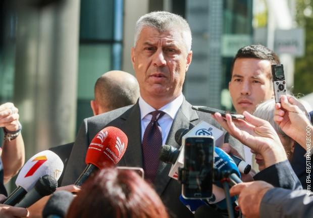 Tači odustao od Samita EBRD zbog BiH
