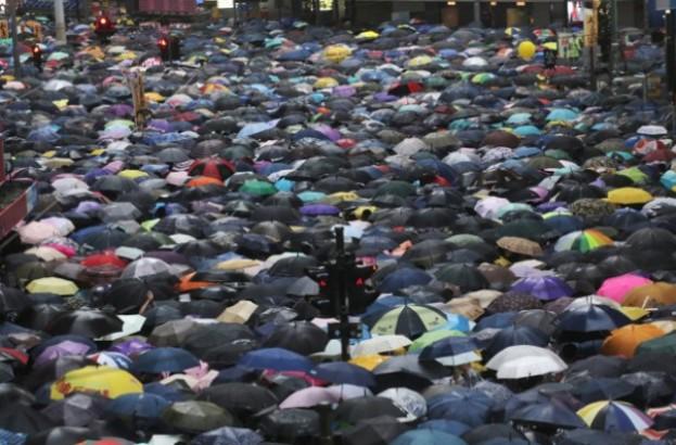 Hongkong, najmasovniji protesti od juna