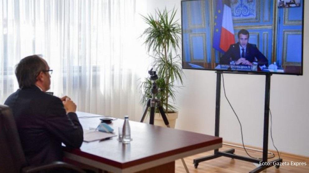Hoti i Makron razgovarali o dijalogu Beograda i Prištine
