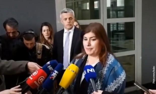 Hrvatska ministarka uz suze ponudila ostavku