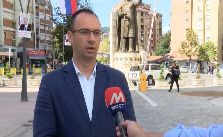 Simić: Ne dozvoliti getoizaciju Srba, povući takse