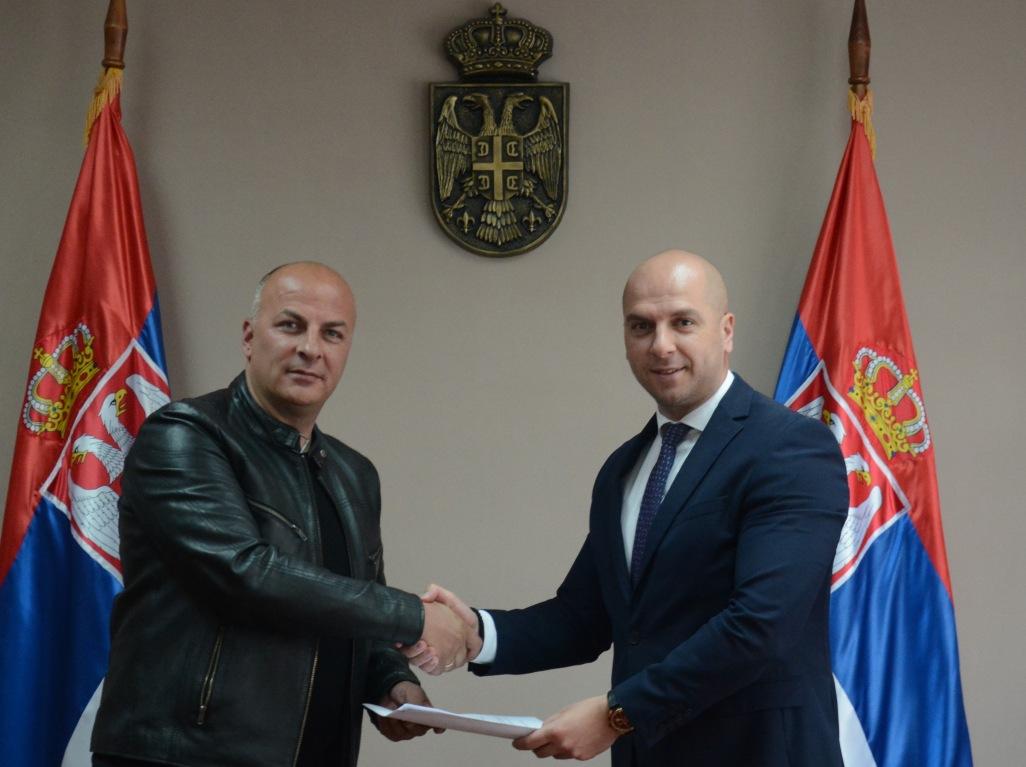 Fudbalski savez Kosova i Metohije dobio nove prostorije
