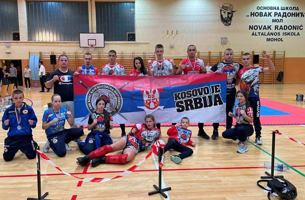 Sedam medalja za KBK 'Kosovska Mitrovica'