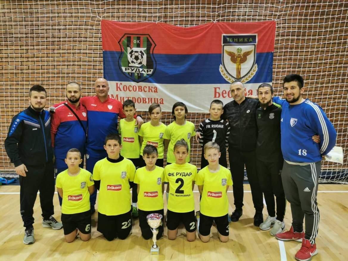 FK Rudar - generacija 2009. osvojio  zlatnu medalju na turniru u KM