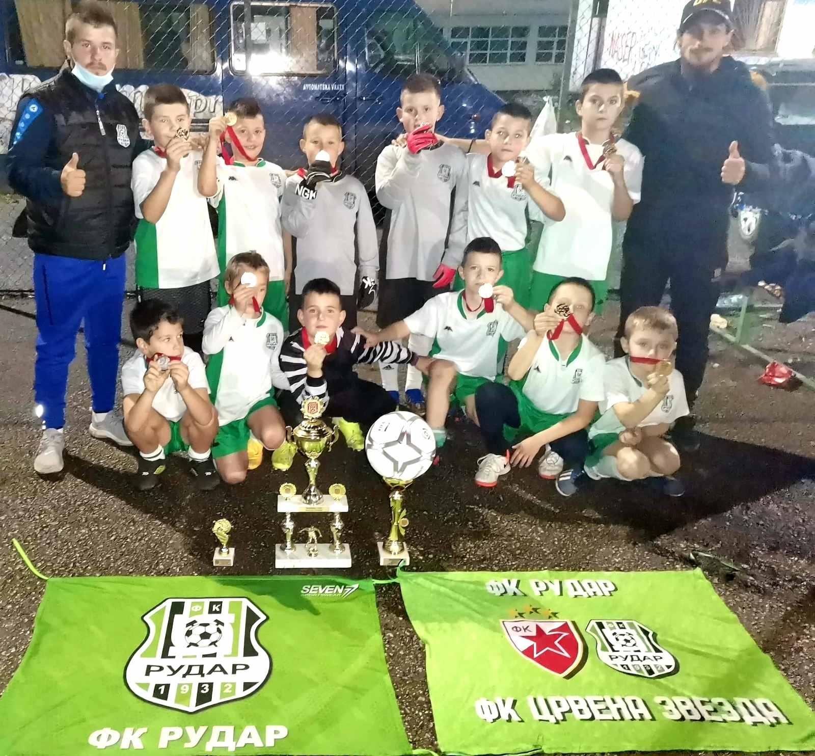 Za FK Rudar prvo mesto i zlatna medalja