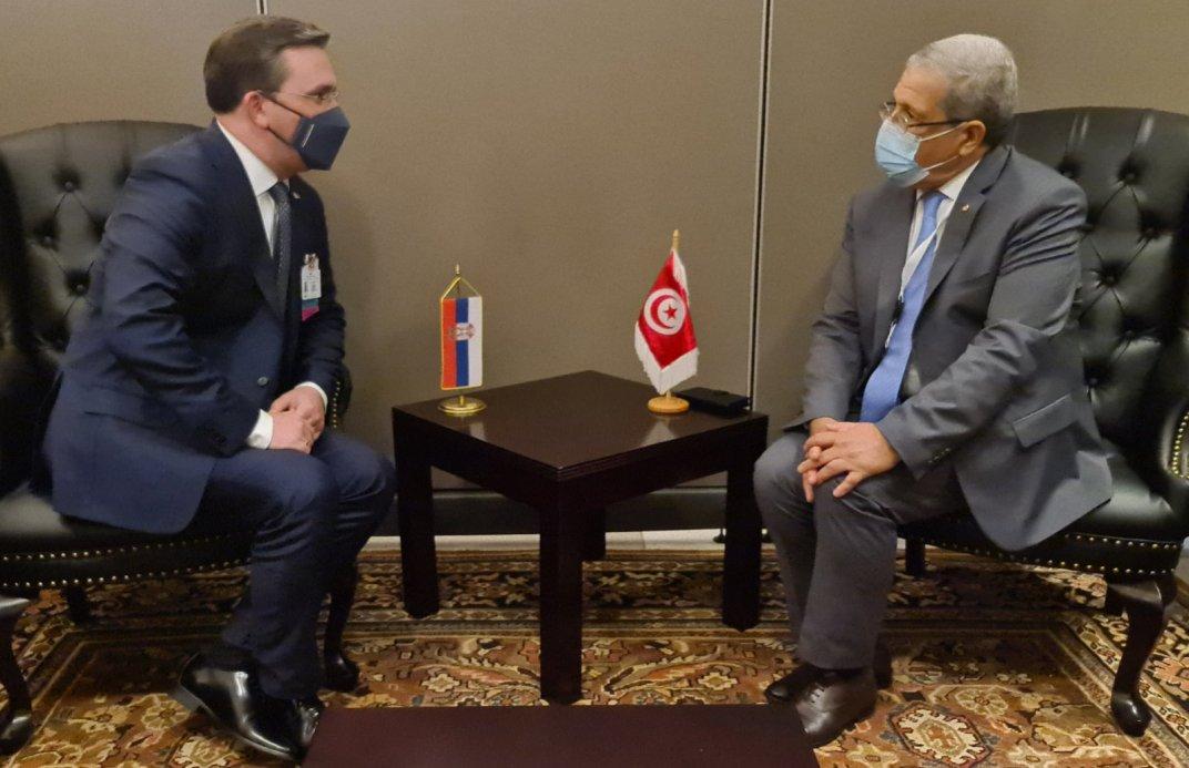 Selaković razgovarao u Njujorku sa ministrima spoljnih poslova Tunisa i Estonije