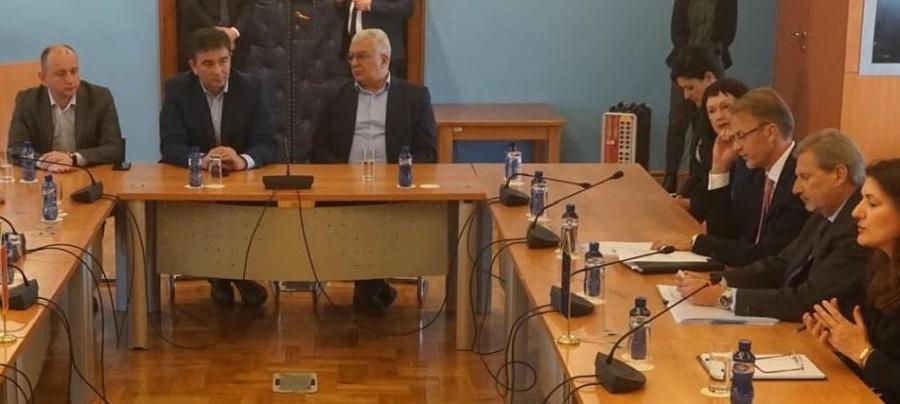 Crna Gora: Lideri opozicije traže formiranje tehničke vlade