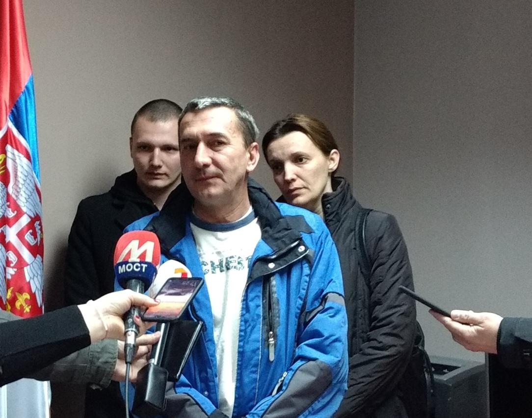 Policajac Dragiša Marković pušten iz pritvora
