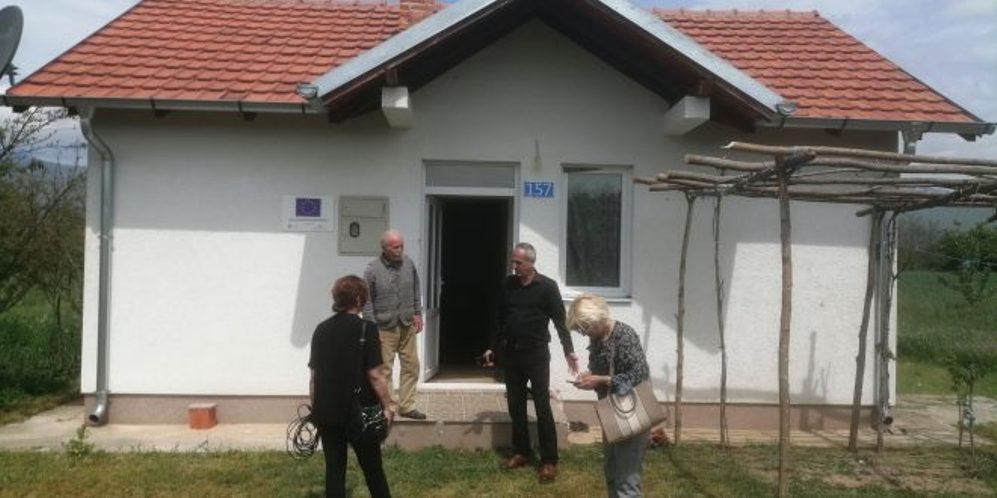 Srbi povratnici u opštini Istok, uprkos čestim napadima, rešeni da opstanu