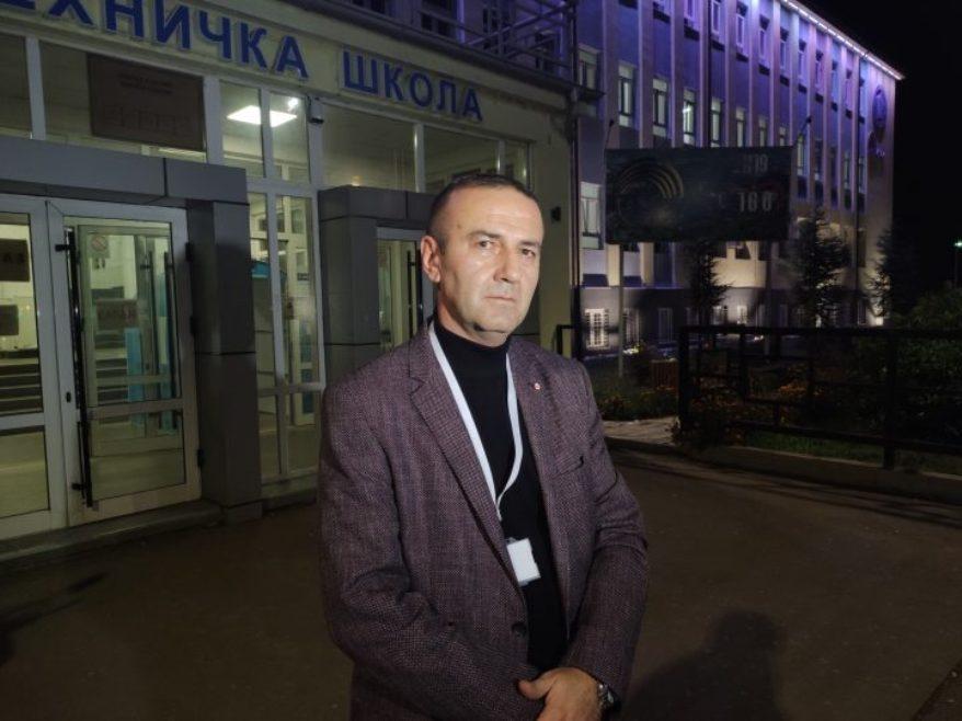 Dimitrijević: Zatvorena birališta u 19 časova