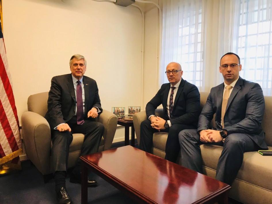 Predstavnici Srpske liste i Kosnet: Ukinuti takse, pa nastaviti dijalog
